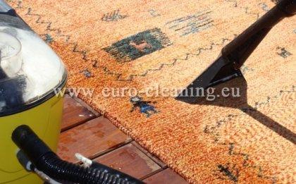 Почистване на домове - Пране на килими