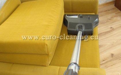 Почистване на домове - Пране на диван