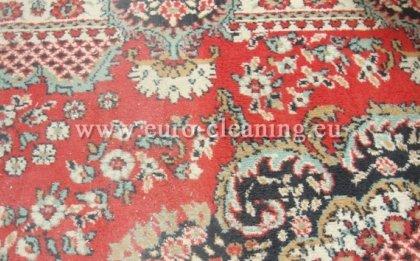 Почистване на домове - Изтупване на килими