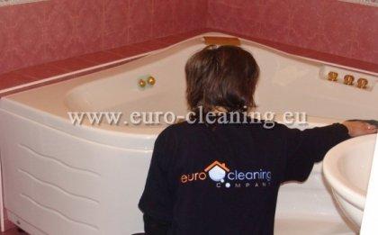 Почистване на домове - Почистване на баня