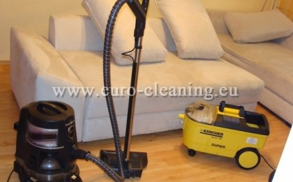 Почистване на домове - Пране и почисване на мокети