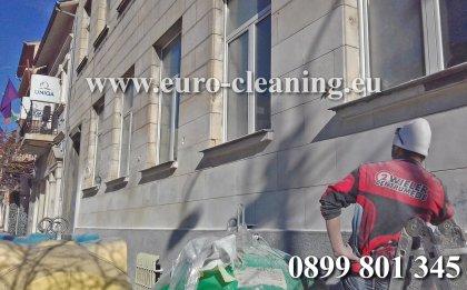 Премахване на графити - Премахване на графити от сгради